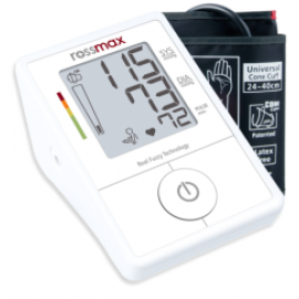 Rossmax X1 Automatic Blood Pressure Monitor with Real Fuzzy Technology