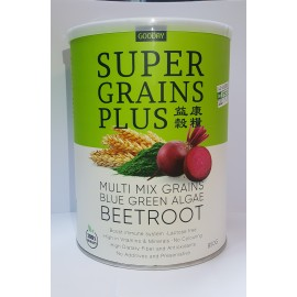 Super Grains Plus 益康谷粮